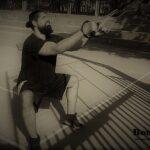 Γυμναστική με ιμάντες Manos Bousounis