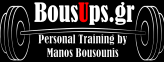 Bousups.gr – Personal Training by Manos Bousounis