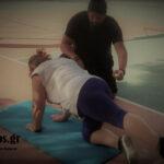Νότα: Για λόγους υγείας έπρεπε να γυμναστώ