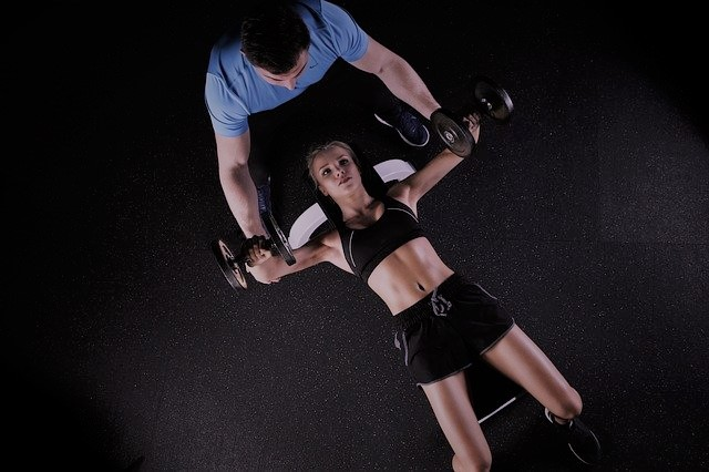 O Personal Trainer είναι ο προσωπικός σας γυμναστής!