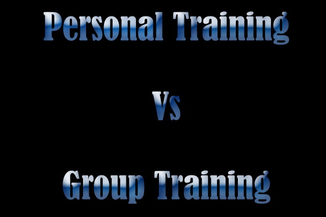 Personal Training Vs Group Training